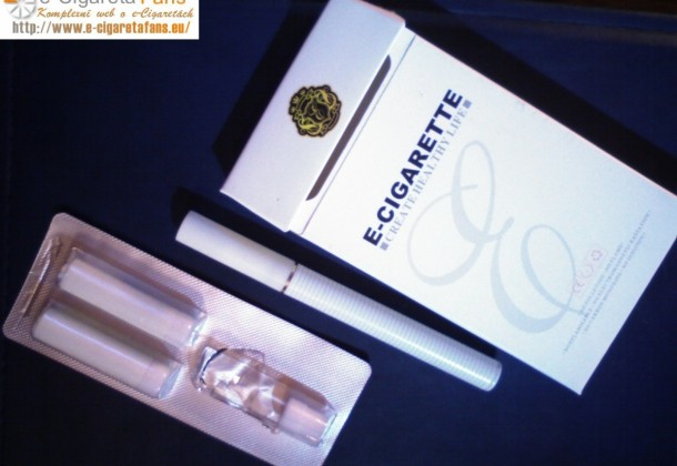 Jednorázová elektronická cigareta M 901( občas značená i jako V9 )