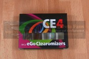 CE 4 eGo Clearomizer